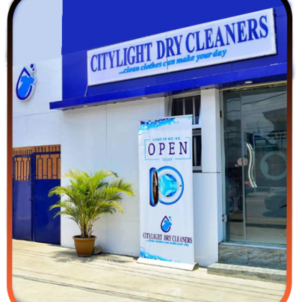 Citylight Dry Cleaners- Installation of Internet-enabled Hybrid CCTV Cameras