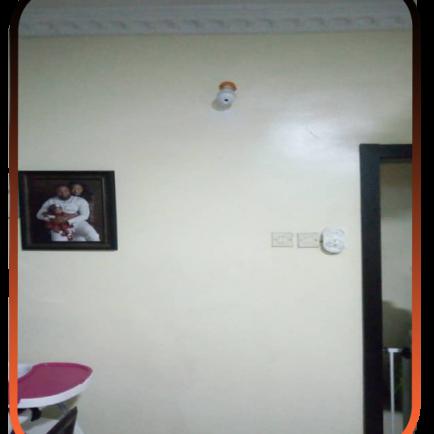 Mr. and Mrs. Folarin Adedeji- Installation of Bulb Camera